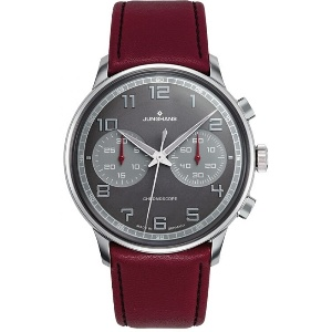 Junghans Meister Driver Chronoscope 027/3685.00 - Worldwide Watch Prices Comparison & Watch Search Engine