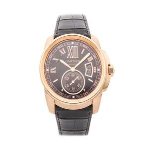 Cartier Calibre De Cartier W7100007 - Worldwide Watch Prices Comparison & Watch Search Engine