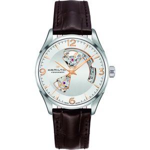 Hamilton Jazzmaster Open Heart H32705551 - Worldwide Watch Prices Comparison & Watch Search Engine