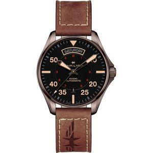 Hamilton Khaki Aviation Pilot Day/date H64605531 - Worldwide Watch Prices Comparison & Watch Search Engine
