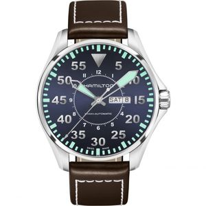 Hamilton Khaki Aviation Pilot H64715545 - Worldwide Watch Prices Comparison & Watch Search Engine