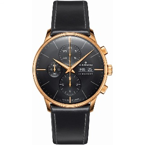 Junghans Meister Chronoscope 027/7923.01 - Worldwide Watch Prices Comparison & Watch Search Engine