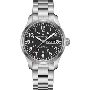 Hamilton Khaki Field H70535131 - Worldwide Watch Prices Comparison & Watch Search Engine