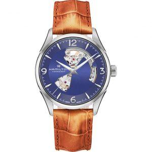Hamilton Jazzmaster Open Heart H32705541 - Worldwide Watch Prices Comparison & Watch Search Engine