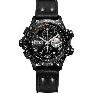 Hamilton Khaki X-Wind H77736733 - Worldwide Watch Prices Comparison & Watch Search Engine