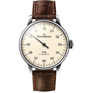 Meistersinger No 03 AM903 - Worldwide Watch Prices Comparison & Watch Search Engine