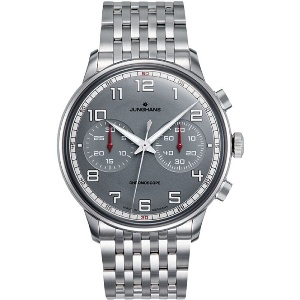 Junghans Meister Driver Chronoscope 027/3686.44 - Worldwide Watch Prices Comparison & Watch Search Engine