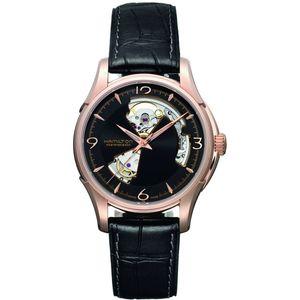 Hamilton Jazzmaster Open Heart H32575735 - Worldwide Watch Prices Comparison & Watch Search Engine