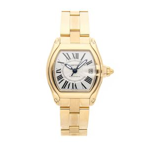 Cartier Roadster W62005V1 - Worldwide Watch Prices Comparison & Watch Search Engine