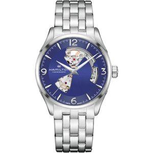 Hamilton Jazzmaster Open Heart H32705141 - Worldwide Watch Prices Comparison & Watch Search Engine
