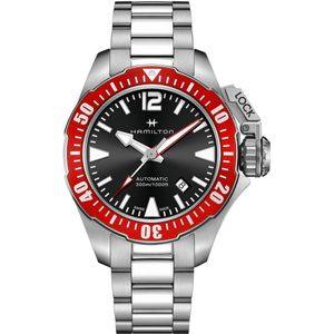 Hamilton Khaki Navy Frogman H77725135 - Worldwide Watch Prices Comparison & Watch Search Engine
