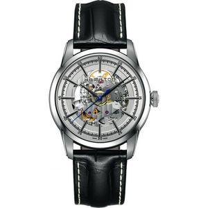 Hamilton Railroad Skeleton H40655751 - Worldwide Watch Prices Comparison & Watch Search Engine