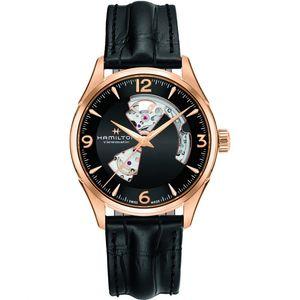 Hamilton Jazzmaster Open Heart H32735731 - Worldwide Watch Prices Comparison & Watch Search Engine