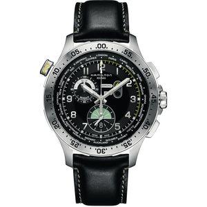 Hamilton Khaki Pilot Worldtimer H76714735 - Worldwide Watch Prices Comparison & Watch Search Engine