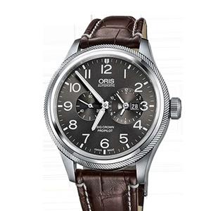 Oris Big Crown 01 690 7735 4063-07 1 22 72FC - Worldwide Watch Prices Comparison & Watch Search Engine