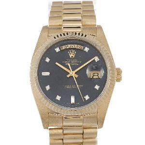Rolex Day-Date 18038 - Worldwide Watch Prices Comparison & Watch Search Engine
