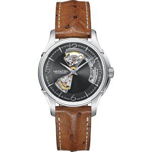 Hamilton Jazzmaster Open Heart H32565585 - Worldwide Watch Prices Comparison & Watch Search Engine