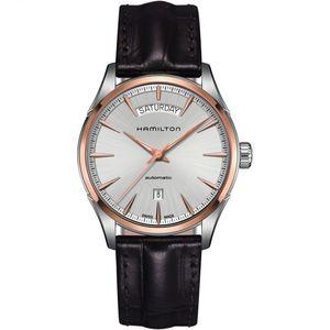 Hamilton Jazzmaster Day Date H42525551 - Worldwide Watch Prices Comparison & Watch Search Engine