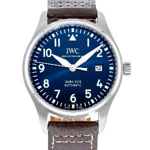 Iwc Pilot Mark XVIII IW3270-04 - Worldwide Watch Prices Comparison & Watch Search Engine