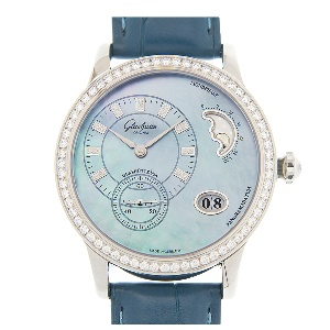 Glashütte Original Panomatic 1-90-12-03-12-02 - Worldwide Watch Prices Comparison & Watch Search Engine