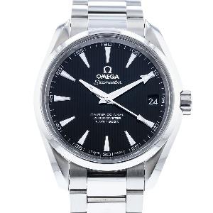 Omega Seamaster Aqua Terra 231.10.39.21.01.002 - Worldwide Watch Prices Comparison & Watch Search Engine