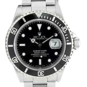 Rolex Submariner 16610LN - Worldwide Watch Prices Comparison & Watch Search Engine