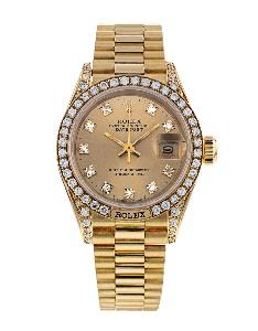Rolex Lady-Datejust 69158 - Worldwide Watch Prices Comparison & Watch Search Engine