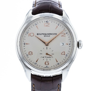 Baume & Mercier Clifton MOA10054 - Worldwide Watch Prices Comparison & Watch Search Engine