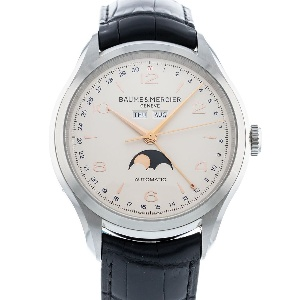 Baume & Mercier Clifton MOA10055 - Worldwide Watch Prices Comparison & Watch Search Engine