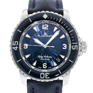 Blancpain Fifty Fathoms 5015D-1140-52B - Worldwide Watch Prices Comparison & Watch Search Engine