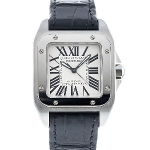 Cartier Santos 100 W20126X8 - Worldwide Watch Prices Comparison & Watch Search Engine
