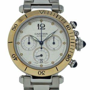 Cartier Pasha W31036T6 - Worldwide Watch Prices Comparison & Watch Search Engine