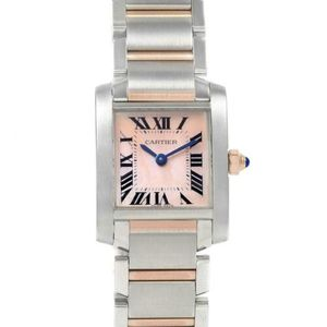 Cartier Tank Française W51027Q4 - Worldwide Watch Prices Comparison & Watch Search Engine