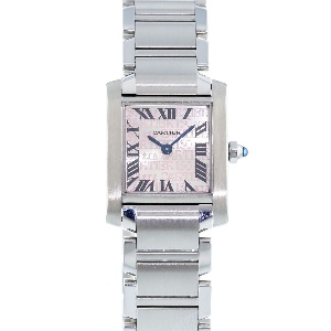 Cartier Tank Francaise W51035Q3 - Worldwide Watch Prices Comparison & Watch Search Engine