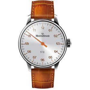 Meistersinger No 02 AM6601G - Worldwide Watch Prices Comparison & Watch Search Engine