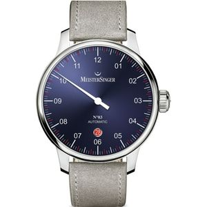 Meistersinger No 03 40mm DM908 - Worldwide Watch Prices Comparison & Watch Search Engine