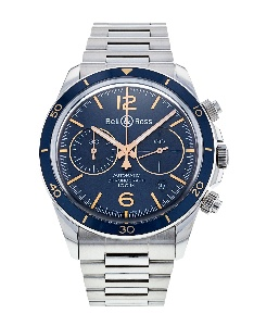 Bell And Ross BR V2-94 BRV294-BU-G-ST/SST - Worldwide Watch Prices Comparison & Watch Search Engine