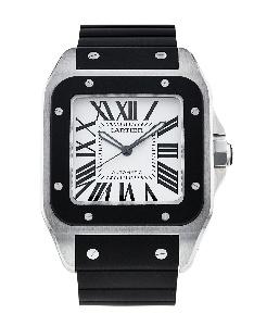 Cartier Santos 100 W20121U2 - Worldwide Watch Prices Comparison & Watch Search Engine