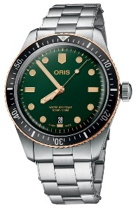 Oris Divers Sixty-Five 01 733 7707 4357-07 8 20 18 - Worldwide Watch Prices Comparison & Watch Search Engine