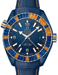 Omega Planet Ocean 600 M Co-Axial Master Chronometer GMT 215.98.46.22.03.001 - Worldwide Watch Prices Comparison & Watch Search Engine