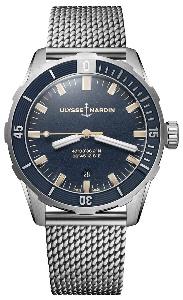 Ulysse Nardin Diver 8163-175-7MIL/93 - Worldwide Watch Prices Comparison & Watch Search Engine