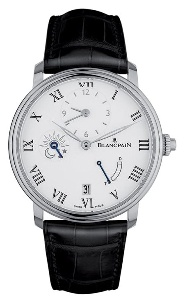 Blancpain Demi-Fuseau Horaire 6661 1531 55B - Worldwide Watch Prices Comparison & Watch Search Engine