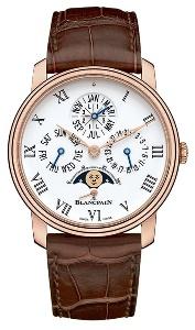 Blancpain Quantième Perpétuel 6659 3631 55B - Worldwide Watch Prices Comparison & Watch Search Engine