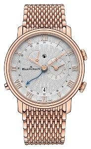 Blancpain Réveil GMT 6640 3642 MMB - Worldwide Watch Prices Comparison & Watch Search Engine