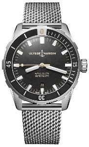 Ulysse Nardin Diver 8163-175-7MIL/92 - Worldwide Watch Prices Comparison & Watch Search Engine
