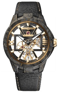 Ulysse Nardin Executive 3715-260/CARB - Worldwide Watch Prices Comparison & Watch Search Engine