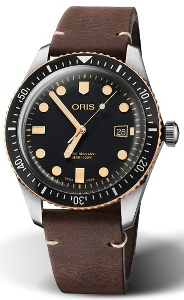 Oris Divers Sixty-Five 01 733 7720 4354-07 5 21 44 - Worldwide Watch Prices Comparison & Watch Search Engine