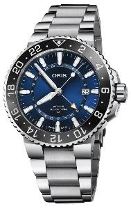 Oris Aquis GMT Date 01 798 7754 4135-07 8 24 05PEB - Worldwide Watch Prices Comparison & Watch Search Engine