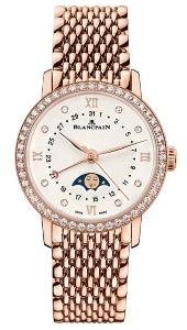 Blancpain Quantième Phases De Lune 6106 2987 MMB - Worldwide Watch Prices Comparison & Watch Search Engine