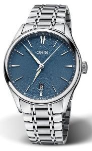 Oris Artelier Date 01 733 7721 4055-07 8 21 88 - Worldwide Watch Prices Comparison & Watch Search Engine